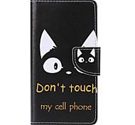 Недорогие -Чехол для huawei p10 plus p10 lite держатель карты с бумагой с подставкой флип-паттерн полный чехол для тела кошка твердая кожа p10 p8