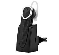 Fineblue Ft-9 Bluetooth Headset Bluetooth Car Hands-free Bluetooth And IOS Android Mobile Phone Charging