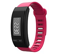 cheap -Smart Bracelet Calories Burned Pedometers Long Standby Sports Pedometer Chronograph Other No Sim Card Slot
