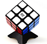 Недорогие -Кубик рубик QI YI 3*3*3 Спидкуб Кубики-головоломки головоломка Куб Гладкий стикер Квадратный Подарок