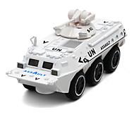 Недорогие -Игрушечные машинки Игрушки Танк Игрушки моделирование Танк Колесница Металлический сплав Куски Универсальные Подарок