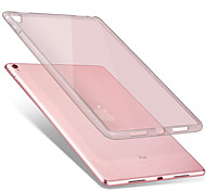 For Case Cover Transparent Back Cover Case Solid Color Soft TPU for Apple iPad Pro 9.7''