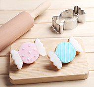 Candy Sugar Cookies Cutter Stainless Steel Biscuit Cake Mold Metal Kitchen Fondant Baking Tools