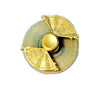 Спиннеры от стресса Ручной обтекатель Волчок Игрушки Игрушки Tri-Spinner Два спиннера Кольцо Spinner Прядильщик Игрушки EDCСбрасывает