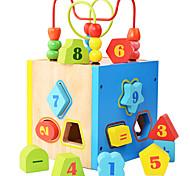 Costruzioni Gioco educativo Giocattoli Quadrato Per bambini Pezzi