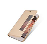 cheap -For Huawei P10 P10 plus Case Leather Cover Intelligent sleep Flip Case For Huawei P19 P9 plus With View Window