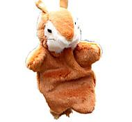 Bambole Marionetta da dito Giocattoli Scoiattolo Animali Bambino Pezzi