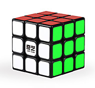 cheap -Rubik's Cube QI YI Sail 5.6 0932A-5 3*3*3 Smooth Speed Cube Magic Cube Puzzle Cube Smooth Sticker Gift Unisex