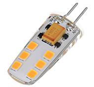baratos -6W 200-300 lm G4 Luminárias de LED  Duplo-Pin T 12 leds SMD 2835 Branco Quente Branco Frio AC 12V