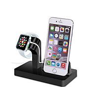 GBU Watch Stand for Apple Watch Series 1 2 Ipad Iphone 7 6 6s plus 5 5s 5c Metal Stand All-In-1 38mm / 42mm Cable not include
