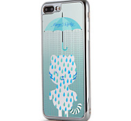 Для apple iphone7 7 плюс крышка корпуса покрытие зеркало модель задняя крышка чехол кошка мягкий tpu 6s плюс 6 плюс 6s 6