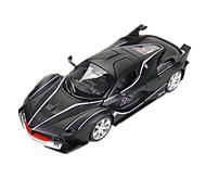Недорогие -Игрушки Модель авто Гоночная машинка Игрушки Музыка и свет Автомобиль Металл Куски Универсальные Подарок