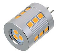 5.5W G4 LED Bi-pin Lights T 21 leds SMD 2835 Warm White Cold White 200-300lm 2700-6500K AC/DC 12V