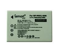 Ismartdigi New NP900 3.7V 700mAh Camera Battery for Minolta NP900 Dimage E40 E50