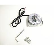 Мотоцикл свет светодиодный лампочка мощность автомобиль свет guihuo модификация задний фонарь лазер противотуманные фары противотуманные