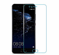 abordables -Protector de pantalla Huawei para P10 Lite Vidrio Templado 1 pieza Protector de Pantalla Frontal Dureza 9H Alta definición (HD)