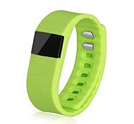 tw64 regalo silicone gli amanti dello sport intelligente braccialetto telefono usura bluetooth passo braccialetto di salute calibro