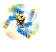 Недорогие -Спиннеры от стресса Ручной обтекатель Конструкторы Оригинальные Кольцо Spinner ABS Куски Мальчики Детские Взрослые Подарок