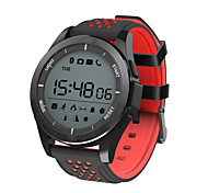 IP68 Waterproof Luminous Dial Mobile Pedometer Information Alarm Clock CR2032 Button Battery Bluetooth Smartwatch Compatible With Android IOS System