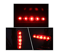 Rear Bike Light LED Cycling Outdoor AAA Lumens Battery Red Cycling/Bike