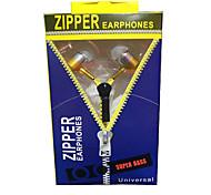 Zipper in ear earphone 3.5mm(EZbook3 pro special gifts,Please do not order separately)