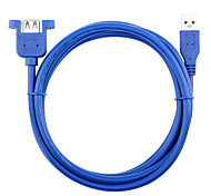 cheap -USB 3.0 Extension Cable, USB 3.0 to USB 3.0 Extension Cable Male - Female 1.0m(3Ft)