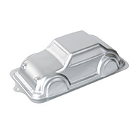 DIY Creative 3D Auto Car Form Cake Mold Aluminum Alloy Car Shape Cake Baking Pan Cake Decorating Kitchen Fondant Cake Mould