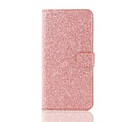 For iPhone X iPhone 8 Case Cover Wallet Card Holder Full Body Case Glitter Shine Hard PU Leather for Apple iPhone X iPhone 8 Plus iPhone