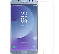 Nillkin Screen Protector for Samsung Galaxy  J7(2017) PET Mirror Ultra Thin Scratch Proof Anti-Fingerprint Front Screen Protector Thickness 0.1mm 1PC