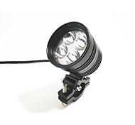Projecteur de moto éclairage extérieur lampe imperméable 4 lampe à talon