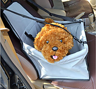 Кошка Собака Переезд и перевозные рюкзаки Животные Корпусы Водонепроницаемый Дышащий Складной Однотонный Серый Розовый