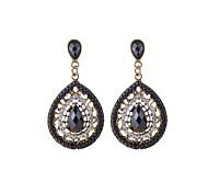 Women's Drop Earrings Fashion Bohemian Resin Alloy Drop Jewelry For Daily