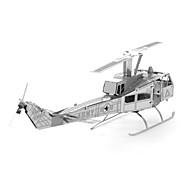 Набор для творчества 3D пазлы Пазлы Игрушки Вертолет 3D Своими руками Не указано Куски