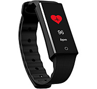 The New Hhy Z4 Color Smart Bracelet Dynamic Heart Rate Monitoring Bluetooth Wearable Sports Pedometer Sleep Silent Alarm Clock Tft True Color Screen