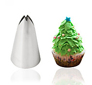 Baking Tools 1pcs Stainless Steel Icing Piping Nozzles Pastry Tip Cream Cake Cupcake Cookies Decorations Set