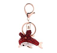 Dolphin Keychain Jewelry Animal Design Pendant Fashion Personalized Adorable All