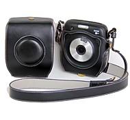 Недорогие -Dengpin pu кожаный чехол для камеры сумка для fujifilm instax sq10 (различные цвета)