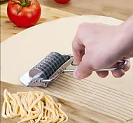 Недорогие -лапша решетка ролик докер тесто резак макаронные изделия из нержавеющей стали спагетти производитель