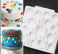 cheap -Cake Molds For Candy Silicon Kids Thanksgiving New Year's Birthday Wedding Novelty Creative Kitchen Gadget Baking Tool Holiday