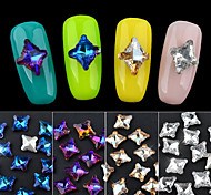 10PCS Ocean The Star Of The Diamond 4 Color