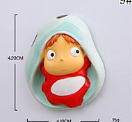 Недорогие -Подвеска на сумку / телефон / брелокй Магнитная наклейка Смола ремесла Мультфильм игрушки Каучук
