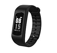 Smart Bracelet Water Proof Long Standby USB Wireless Charging Pedometers Temperature Monitor Heart Rate Monitor Multi Sport mode Smart Bracelet