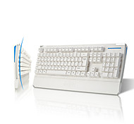 cheap -AJAZZ-ak20 USB Wired Gaming Keyboard  Support Windows XP 2000 Removable Hand Rest