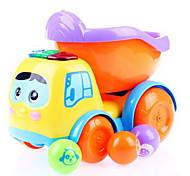 Недорогие -Обучающая игрушка Игрушечные машинки Игрушечные инструменты Игрушки Автомобиль Пластик Куски Дети Подарок