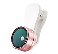 XiHAMA Smartphone Camera Lenses 0.45X Wide Angle 12.5X Macro Fish-eye Lens for ipad iphone Huawei xiaomi samsung