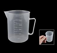Measuring Tools 250mL Graduated Beaker Clear Plastic Measuring Cup