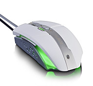 Ajazz-aj330 FirstBlood 3500 DPI 6 Button LED Optical USB Wired Gaming Mouse AvagoA3050