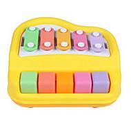 Недорогие -Ксилофон Игрушечные инструменты Игрушки Веселье Игрушки Пластик Куски Дети Подарок