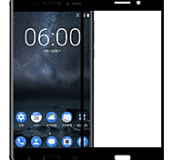 XIMALONG Screen Protector For Nokia 6  Tempered Glass High Definition (HD) Explosion Proof Scratch Proof Front Screen Protector