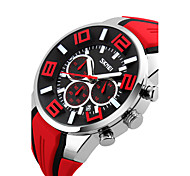 cheap -Men's Digital Digital Watch Wrist Watch Smartwatch Sport Watch Chinese Calendar / date / day Water Resistant / Water Proof Large Dial